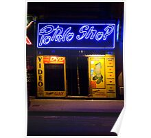 Paris - Porno Shop  Poster
