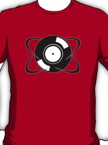 Record Atom - DJ T-Shirt