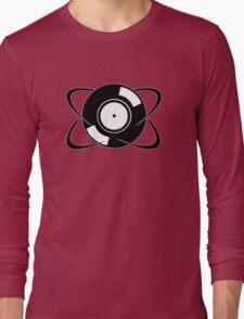 Record Atom - DJ Long Sleeve T-Shirt