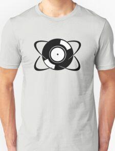 Record Atom - DJ Unisex T-Shirt