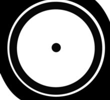 Record Atom - DJ Sticker