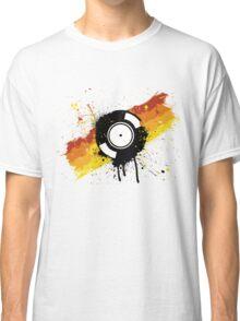 Vinyl Graffiti Classic T-Shirt
