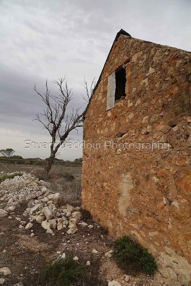 Monarto Zoo Ruins Pt.2 by Stuart Daddow Photography
