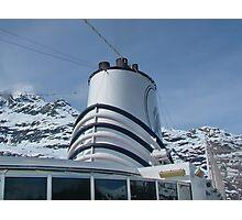 Holland America Cruise Ship the Volendam Photographic Print