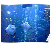 Underwater Odyssey Poster