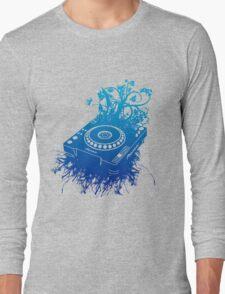 Organic Pioneer CDJ 1000 Long Sleeve T-Shirt