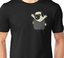 Pug Rock Pock Unisex T-Shirt