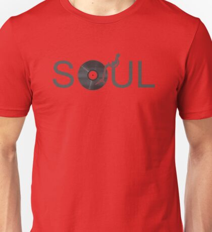 Soul Vinyl Unisex T-Shirt