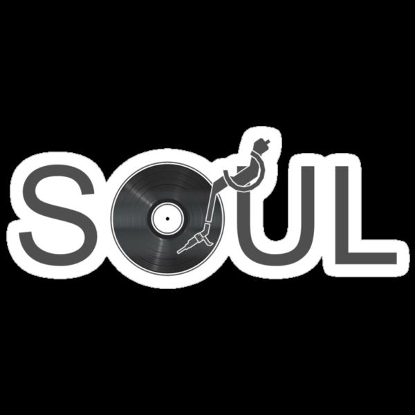 Soul Vinyl by HOTDJGEAR