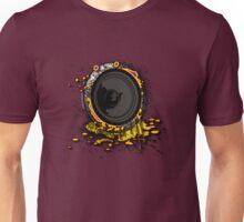 Speaker Graffiti Unisex T-Shirt