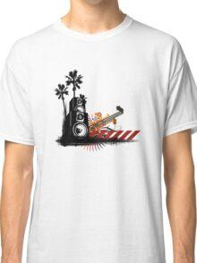 Speaker Tower Classic T-Shirt