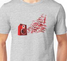 Speaker Birds Unisex T-Shirt