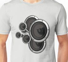 Speaker Wall Unisex T-Shirt