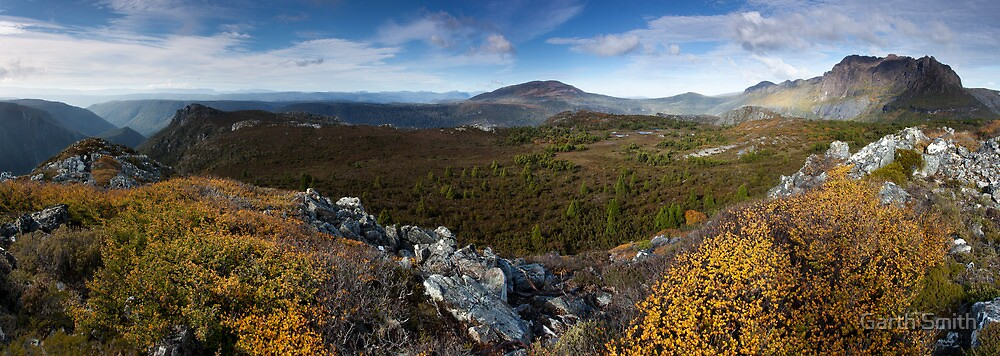 Cradle Mountain National Park 27/4/2013 by Garth Smith