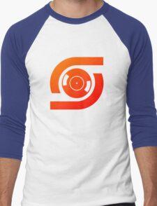 Spin Vinyl Men's Baseball ¾ T-Shirt