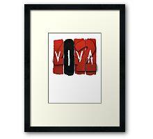Coldplay - 42 Framed Print