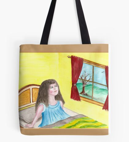 Dreams that lift the spirit Tote Bag