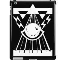 light psychic attack iPad Case/Skin