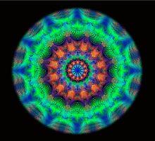 Healing Mandala by Sarah Niebank
