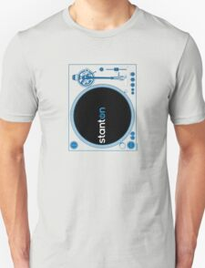 Official Stanton STR8-150 Turntable Unisex T-Shirt