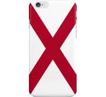 Smartphone Case - State Flag of Alabama  - Vertical iPhone Case/Skin