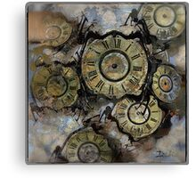 The time thief II Canvas Print