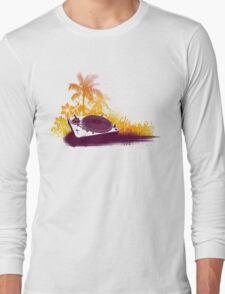 Summer Turntable Long Sleeve T-Shirt