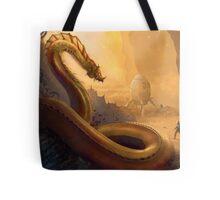 Planetary Exploration Tote Bag