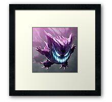 angry pokemon  Framed Print