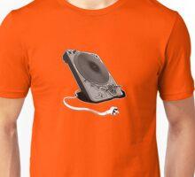 Turntable Plug Unisex T-Shirt
