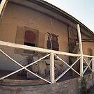 The Owl House - Nieu Bethesda - South Africa by Bev Pascoe