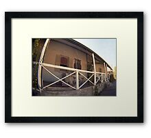 The Owl House - Nieu Bethesda - South Africa Framed Print