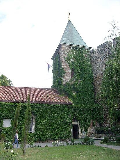 Church of the Holly Ružica by Ana Belaj