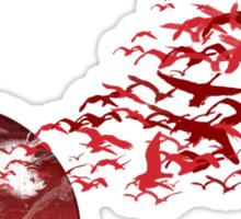 Vinyl Birds Sticker