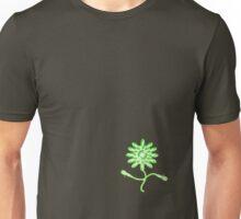 Vinyl Flower Unisex T-Shirt