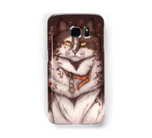 Blooming Cat Samsung Galaxy Case/Skin