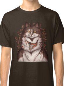 Blooming Cat Classic T-Shirt