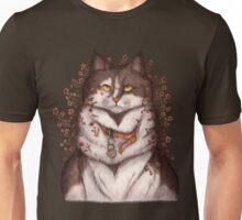 Blooming Cat Unisex T-Shirt