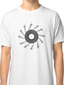 Vinyl Tone Arms Classic T-Shirt