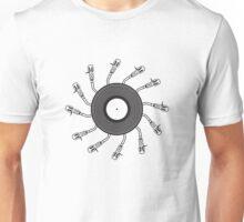 Vinyl Tone Arms Unisex T-Shirt