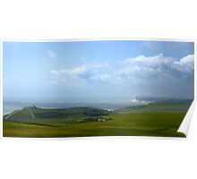 Beachy Head, Great Britain Poster
