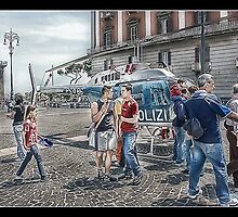 Helicopter by Gennaro Mazza