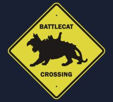 Battlecat Crossing by SwiftWind