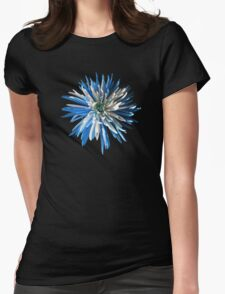 Blue and white chrysanthemum print/t-shirt/case/mug/duvet cover/cushion/tote T-Shirt