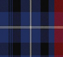 02282 Elementary Dear Wilson Unidentified Tartan Fabric Print Iphone Case by Detnecs2013
