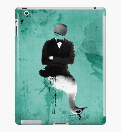 swan+man iPad Case/Skin