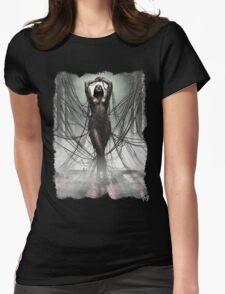 Cyberpunk 030 Womens Fitted T-Shirt