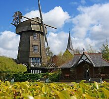 The Windmill, Wraysbury III by wraysburyade