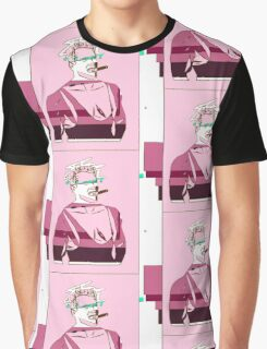 80's Arny is Back Graphic T-Shirt