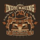 Indy Racing by Brinkerhoff